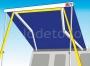 Cincha Fiamma Tie Down Yellow para F45, F35 y Caravanstore